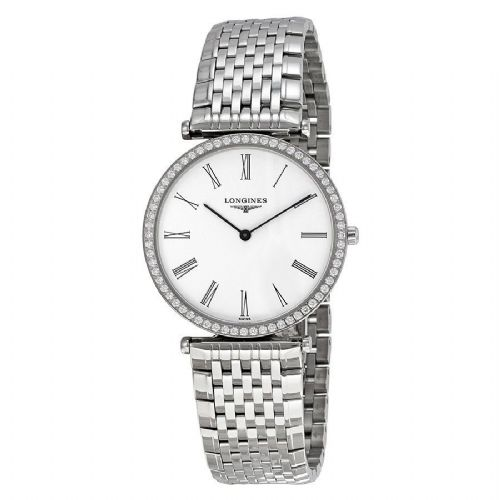 LONGINES La Grande Classique Diamond Ladies Watch L4.741.0.11.6